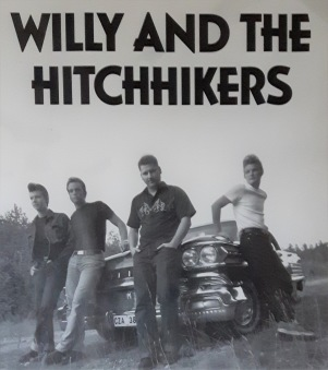 Willy and the hitchhikers anno 2000!