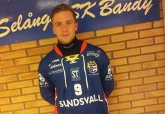 Nyförvärvet Fredrik WIlsson gjorde mål i alla matcher