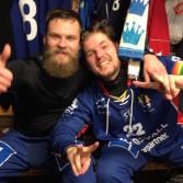 Micke Norberg och Nicklas Blomqvist 12 nov 2017