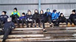 U-14 laddar genom att se laget i våra hjärtan knipa en poäng mot Nyborg