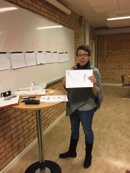 Och utan Erika Flinkfeldt  och Ungdomskommittén hade det inte fungerat så bra som det gjort. Stort tack för ert engagemang!