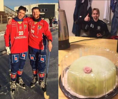 Det oväntade liberodraget Röntgen, skytteligavinnaren Smallinho och den ökända tårtan från Nolia.