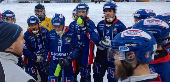Ett fokuserat vinnargäng! Foto: Jonas Rönnqvist