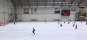 Selånger P15 vid uttagningsläger i Rättvik