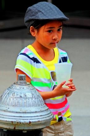 "Fotokonst / Fototavla - New York - ""COOL KID""  (Format 2x3)"