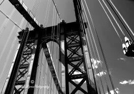 """Foto: Claes Kellgren - New York - """"MANHATTAN BRIDGE #1"""""""