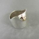 ring silver/guld