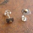 9) örhänge silver/guld
