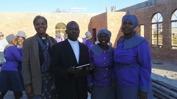Besök i Bulawayo South Parish 2016