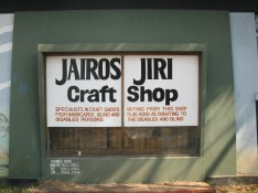 Jairos Jiri craft shop