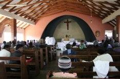 Gudstjänst i Tjabalala