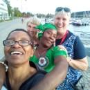 4 Dumsile och Vimbai for till Östersund
