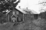 Gamla skolan på 70 talet när det var miltärföråd