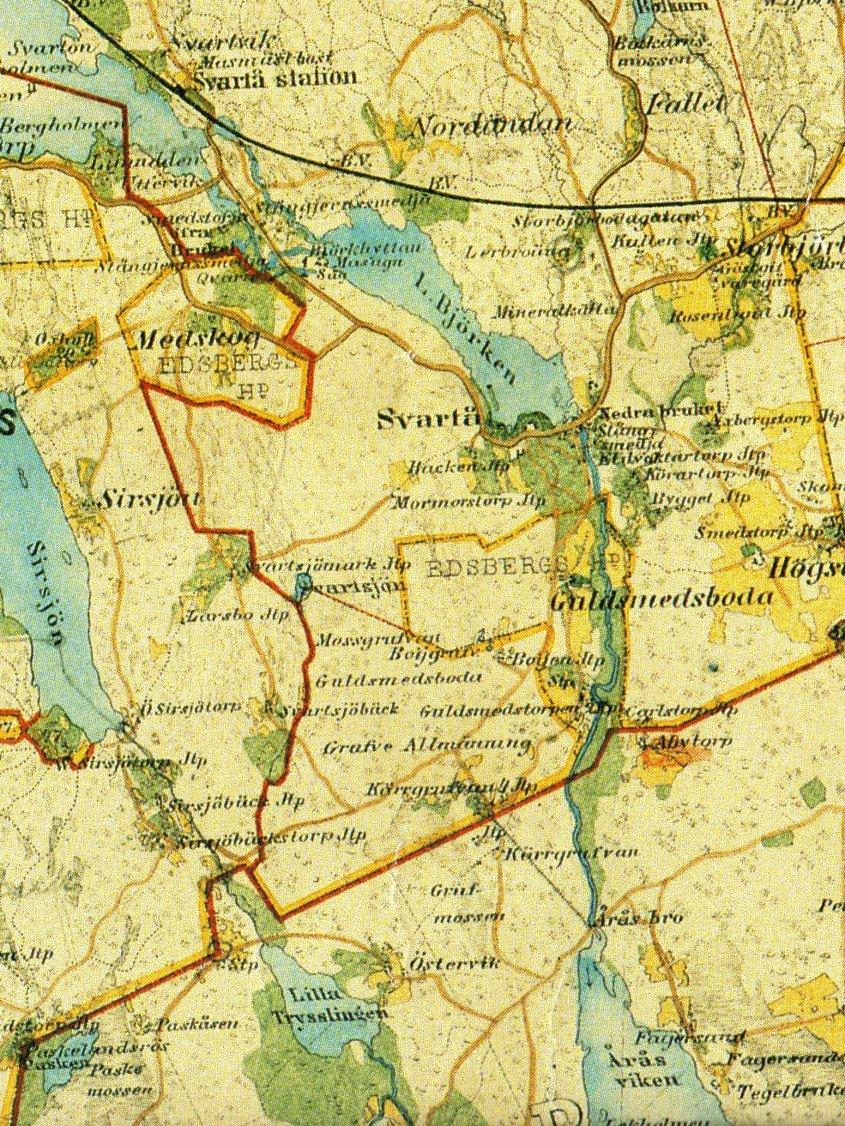 Karta 1861