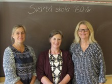 Carola Andersson, Christina  Larsson & Lena Littorin