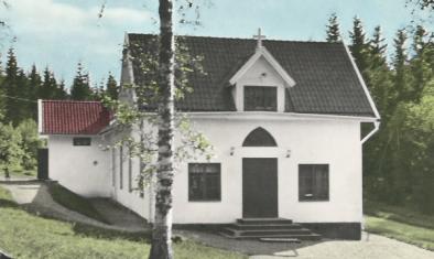 Kapellet i början på 60-talet