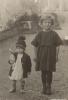 kusiner backalund Mandis Söderholm och Eivor Adamsson Backalund, Svartå Bildkälla: Örebro stadsarkiv/fotograf okänd