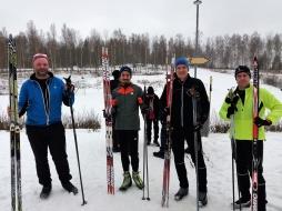 Dagens topp fyra   Roger, Selim, Andreas, Anders