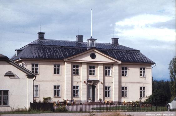 Bildkälla: Örebro stadsarkiv/fotograf  Gunlög Enhörning
