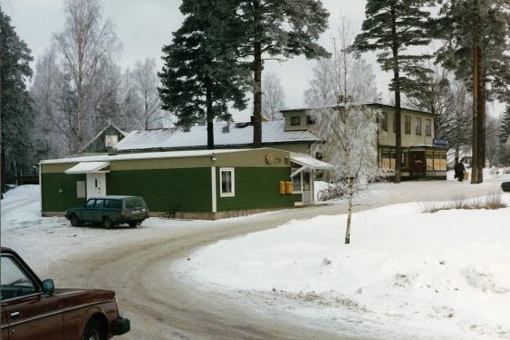 Bild från Postmuseum