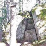 Stenmannens tron