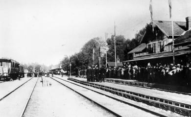 Svartå station