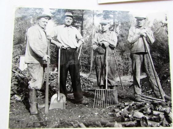 T Birath, Ivan Karlsson, Oskar Olsson, Arvid Karlsson