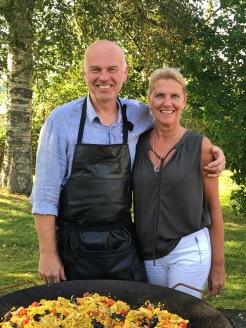Peter & Annika   ..........           foto Marjo Välimaa