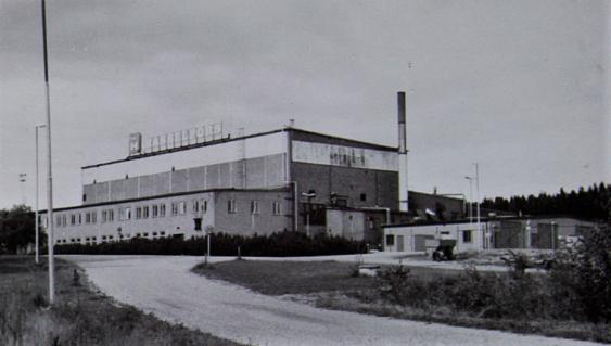 Bultfabriken augusti 1980