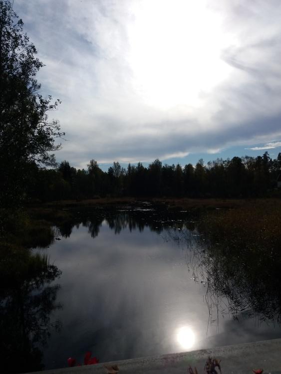 En oktoberbild
