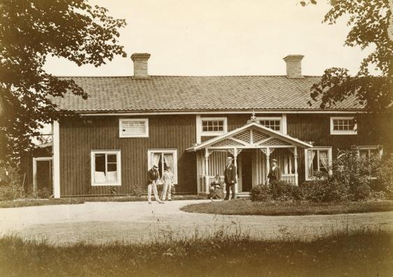 Fotograf Hakelier, Bernhard (1848 - 1910)  Källa Tekniska museet