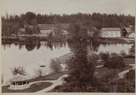 Källa Örebro läns museum