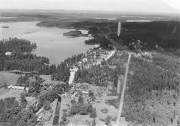 Foto 1940  AB Flygtrafik