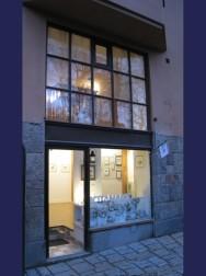 BOTANART gallery  Under åren 2010 – 2014 drev jag ett eget galleri på Rådmansgatan 25 i Stockholm.  Det var dedicerat för Botanisk konst och Konst i naturen