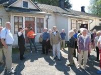 På det gamla garveriet i Torneå