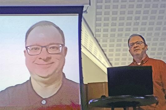 Niklas Hertzman i dubbel uppsättning hos Kalixbygdens Forskarförening den 19 oktober 2018