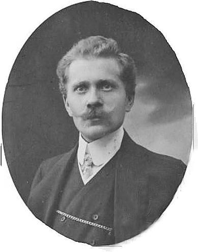 Nils OTTO Johansson 1873-1958, Bilden ur kalixbilder.se,