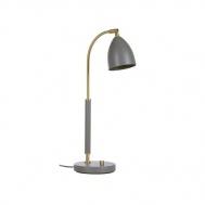 Lampa Deluxe grå, Belid