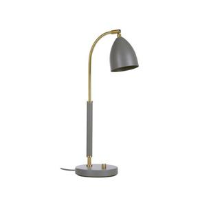 Lampa Deluxe grå, Belid -