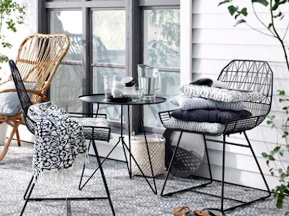 Bargo Årets snyggaste cafémöbel enligt oss! Foto: Ellos
