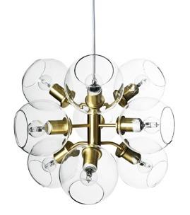 Lampa mässing Tage, CO Bankeryd -