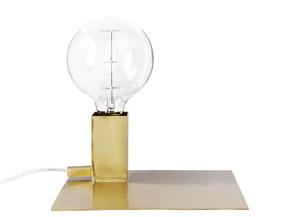Bordslampa Plate