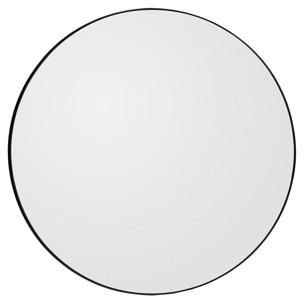 Rund spegel Circum, AYTM - Spegel Small Svart 70 cm