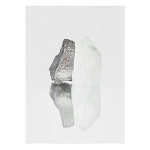 Quartz Print, Kristina Dam - Fotokonst 50*70 Quatz
