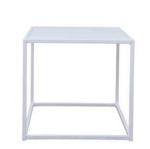 Fyrkantigt bord, Domo Design - Vit Small