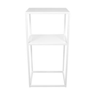 Sängbord, Domo Design - Vit Small