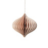 Papperskulor, Borste Copenhagen - Dusty Pink Form