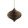 Papperskulor, Borste Copenhagen - Dull Gold form