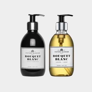 Presentset Bouquet Blanc, Victor Vaissier