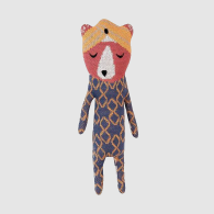 Urban Turban Teddy, House of Rym